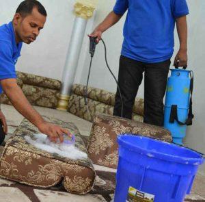 شركة تنظيف مجالس بالرياض