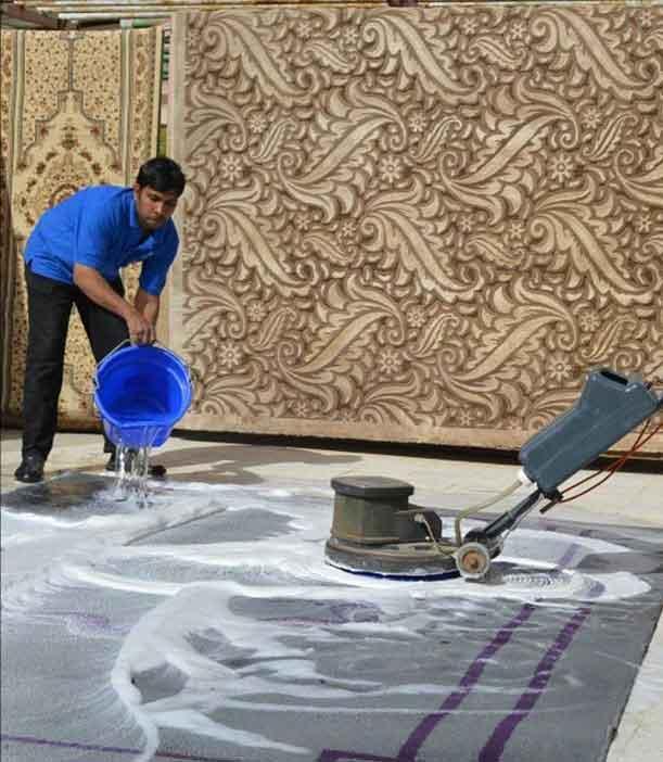 شركة تنظيف موكيت بالرياض - خدمات تنظيف السجاد والمجالس